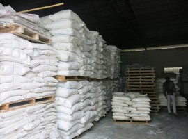 北京订购的涂料专用沉淀硫酸钡已经发货了