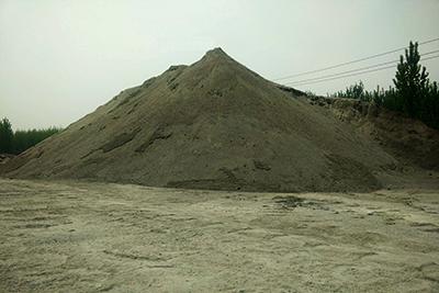 天然硫酸钡砂